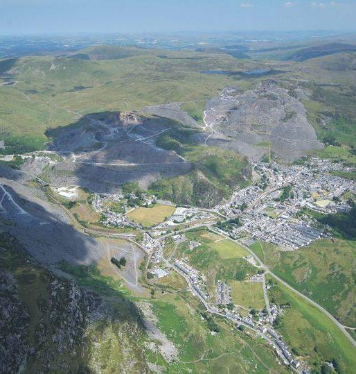 World heritage bid for Gwynedd slate communities makes progress